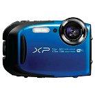Fujifilm FinePix XP80 Waterproof Digital Camera with 2.7-Inch LCD - Blue (16449430)