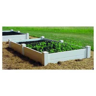 4' x 8' Three Level Planter Bed