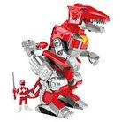 Fisher-Price Imaginext Power Rangers Red Ranger & T-Rex Zord
