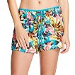Women's Pajama Shorts Tropical Leaf - Gilligan & O'Malley®