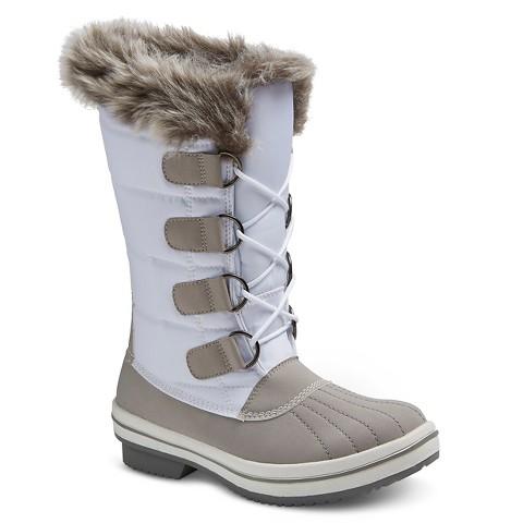 Target Ladies Winter Boots | Santa Barbara Institute for