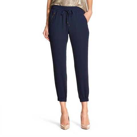 Wonderful MINIMUM TOVA FAUX LEATHER JOGGER PANTS MINIMUM TOVA FAUX LEATHER JOGGER PANTS WOMEN SIZE 38 Fits LXL  30% Lycra Vince Pants Track Pants &amp Joggers Lilly Pulitzer For Target Sea Urchin For You Pants Lilly