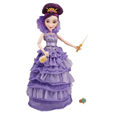 Disney Descendants Coronation Mal Isle of the Lost Doll