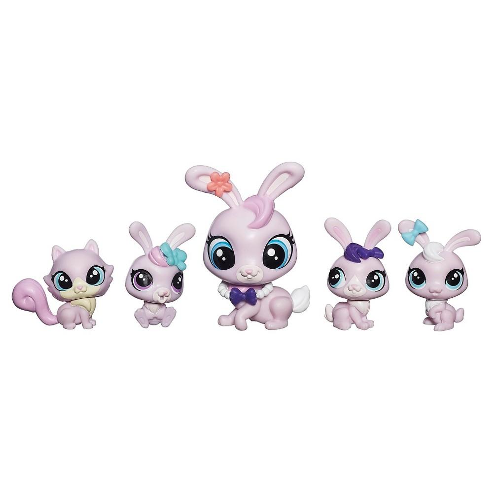 Littlest Pet Shop Surprise Families Mini Pet Pack - Bunnies