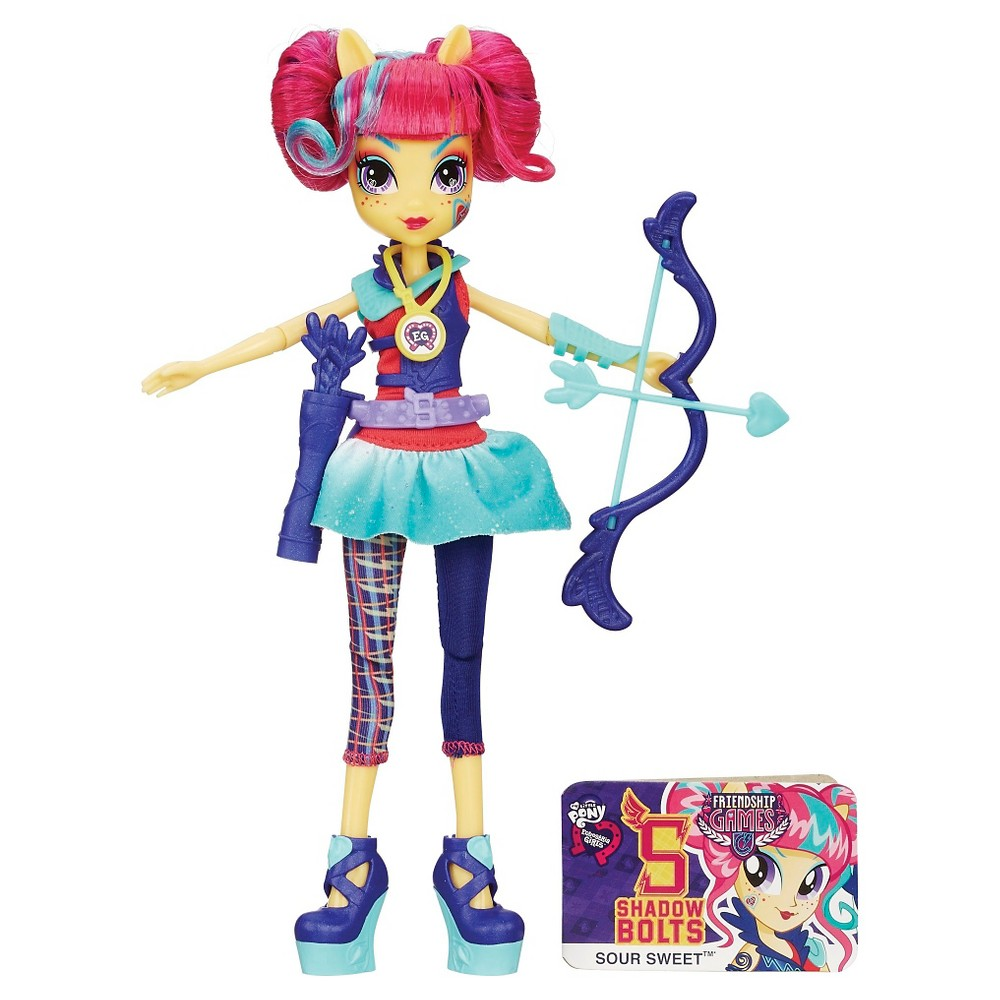 My Little Pony Friendship Archery Sour Sweets