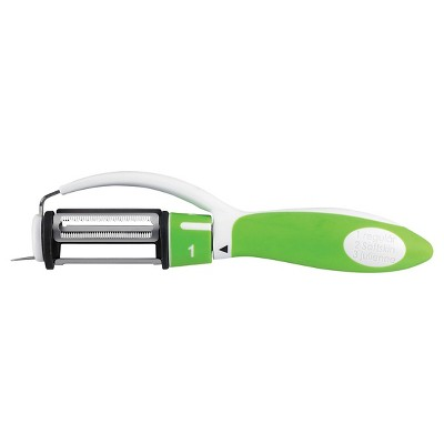 The World's Greatest™ Vertical Tri-Blade Peeler