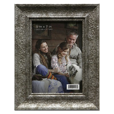 Frame - 5x7 - Silver