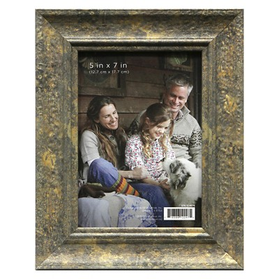 Frame - 5x7 - Gold