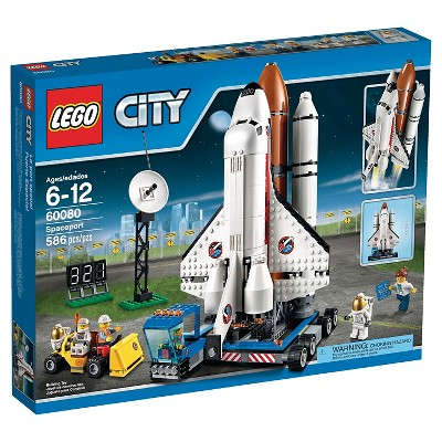 LEGO® City Space Port Spaceport 60080
