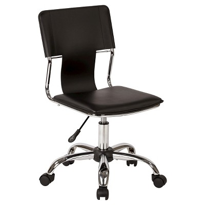 Office Star Office Chair Black - Office Star