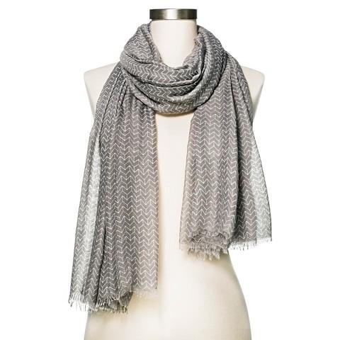 s lightweight scarf merona target
