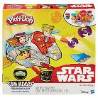 Play-Doh Star Wars Millennium Falcon Featuring Can-Heads Plus Glow Compound