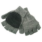 Boys' Gloves Heather Grey (One Size Fits Most) - Cherokee®