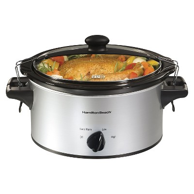 Hamtilton Beach 4 Qt. Slow Cooker