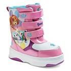 Toddler Girls' Paw Patrol Winter Boots - Pink