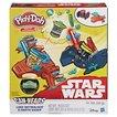 Play-Doh Star Wars Luke Skywalker vs. Darth Vader Can-Heads Plus Glow Compound