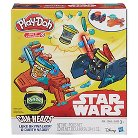 Play-Doh Star Wars Luke Skywalker vs. Darth Vader Can-Heads Plus Glow Compound