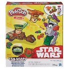 Play-Doh Star Wars Mission on Endor Featuring Can-Heads Plus Glow Compound