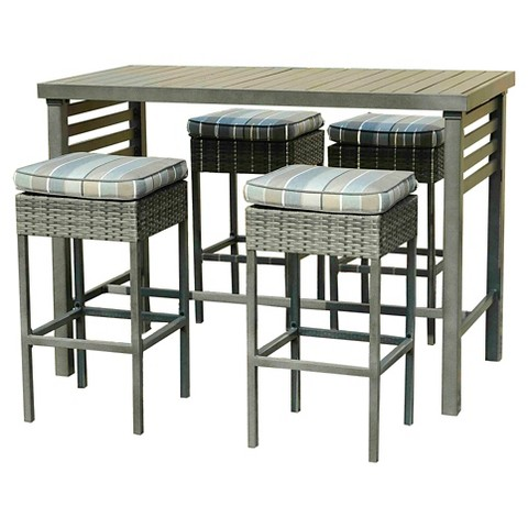 5pc Counter Height Dining Set product details page