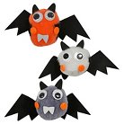 Spritz Pom-Pom Bats - makes 10