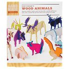 HAND MADE MODERN DIE CUT ANIMAL KIT