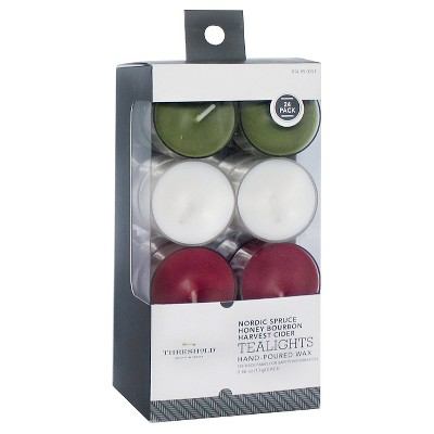 Holiday 24 Pack Tealights
