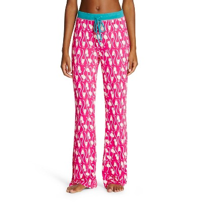Nite Nite Munki Munki - Women's Cats All Over PJ Pants