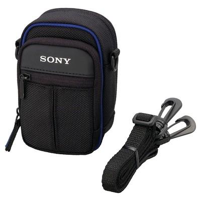 Sony Adjustable Shoulder Strap Camera Bag - Black (LCSCSJ)