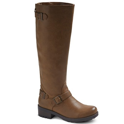 Women's Kayce Fashion Boots -Cognac 8.5