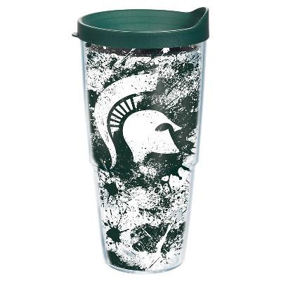 Tervis Michigan State Spartans Splatter Tumbler  (24 oz)