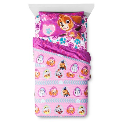 Sheet Set Paw Patrol TWIN 132