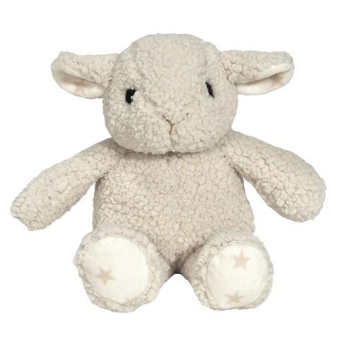 Cloud B Plush Sheep Rattle : Target