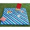 4 Person Picnic Blanket - Stripe