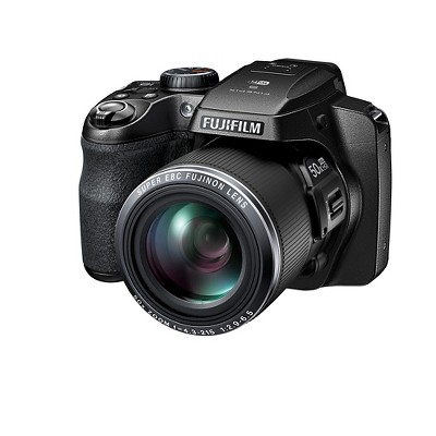 Fujifilm FinePix S9900W 16MP Digital Camera with 50X Optical Zoom - Black (16452839)