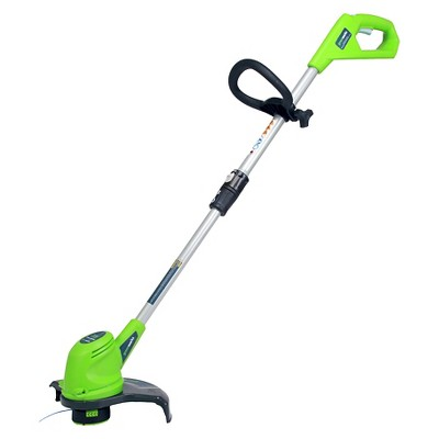GreenWorks 20V 12-Inch Cordless String Trimmer Tool Only
