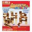 Alex Toys 105 Piece Wood Construction Set
