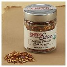 CHEFS Organic Crushed Red Chili Pepper Flakes (1.35 oz)