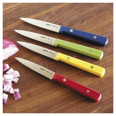 Ecom 4 Pc Chefs Paring Knife Set