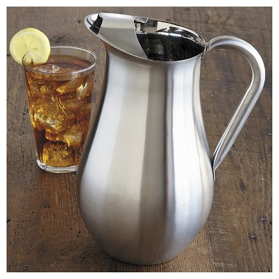 Ecom Pitcher Chefs Light Silver