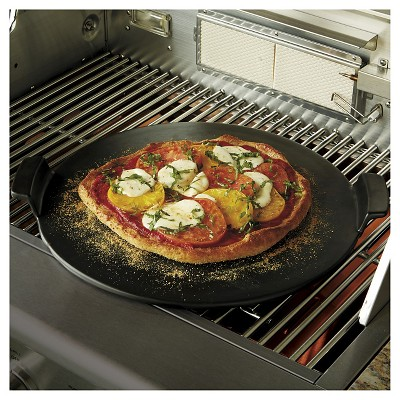 Ecom Pizza Pan Chefs Ceramic