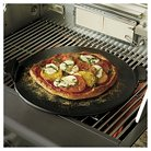 CHEFS Flameproof Pizza Stone - Black