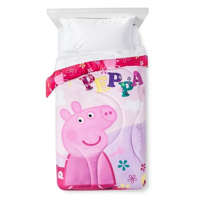 Peppa Pig Comforter - Multicolor (Twin)