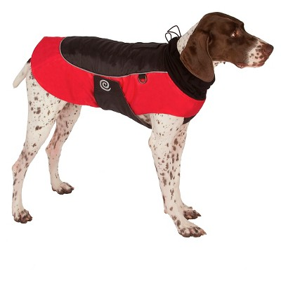 Ultra Paws Comfort Dog Coat, Red, X-Large