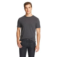 Men's Crewneck T-Shirt Molten Lead - Merona™