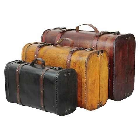 Old Fashioned Luggage Sets