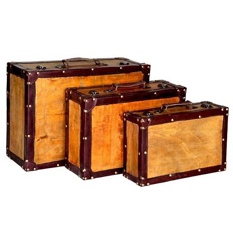 Vintage Suitcase Set 52