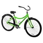 """32"""" AYKM Cruiser Cruiser Bike - Green and Black"""