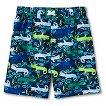 Baby Boys' Alligator Swim Trunks