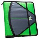 """Case It Ring Binder - Green (8.5"""" x 11"""")"""