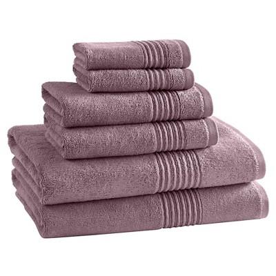 Bath Towels Sets Kassatex Violet